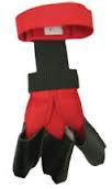 NYLON GLOVE shooting glove, nasp glove