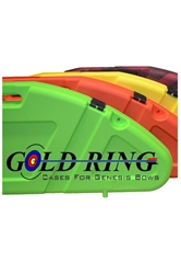 GOLD RING BOW CASE FOR GENESIS