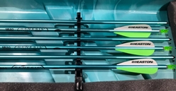 NEW!! TEAL SHAFT Genesis 1820 Arrows